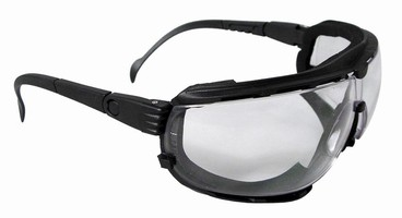 Safety Glasses meet ANSI Z87.1+ standards.