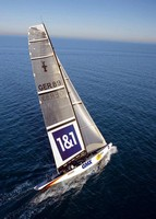 Aptiv(TM) Film Made from Victrex® Peek(TM) Polymer Enhances Design of America's Cup Racing Yacht