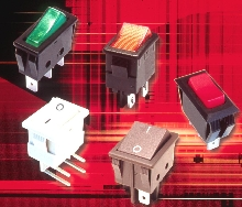 Rocker Switches are UL, CSA and VDE approved.