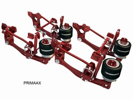 PRIMAAX® Air-Ride Rear Suspension Offered on International Vocational Trucks