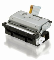 Thermal Printer Mechanism offers speeds of up to 180 mm/sec.
