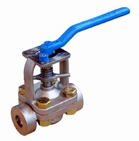 Ball Valves feature zero leakage design.