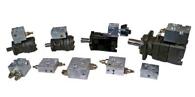 Motor Mount Manifolds target mobile machinery.