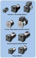 NEW! World K Series Induction, Reversible and Electromagnetic Brake Motors