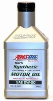 Motor Oil protects for up to 25,000 miles or 1 year.