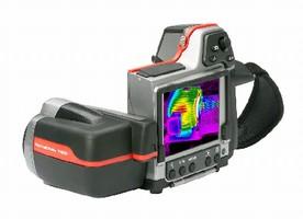 Infrared Cameras feature one-hand control ergonomics.