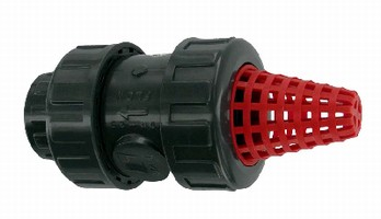 Check Valves suit chemical and wastewater applications.