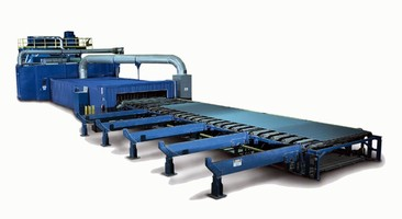 Wheelabrator Plate and Structural Steel Preservation Line