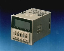 Time Delay Relay has eight selectable functions.