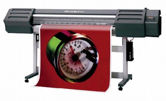 Meter-Wide Flexible Magnet suits signs and large graphics.