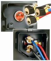Compressor Terminal Repair Kit offers universal solution.