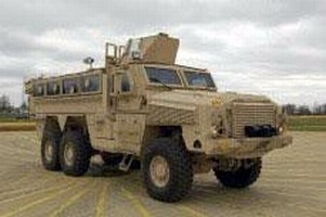 BAE Has Selected Spectrex AFES to Its MRAP Vehicles