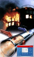 Spark Detection Systems minimize risk of fire in conveyors.