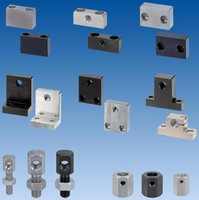 Stopper Blocks and Brackets suit machine and assembly builds.