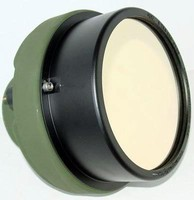 Larson Electronics Magnalight Begins Production of Covert Infrared Headlight Covers for the Military HUMVEE