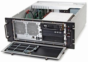 Chassis Plans Cots/Industrial(TM) Rugged Chassis Selected for Solidworks® 2008 Rollout