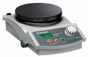 Magnetic Stirrers offer speed range up to 1,400 rpm.