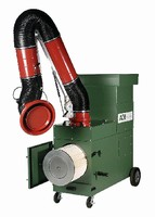 Filtration Unit protects people and environment.
