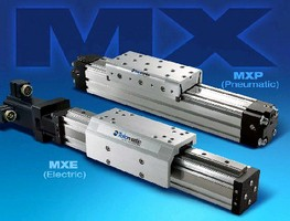 Electric Actuators offer 2 different bearing options.