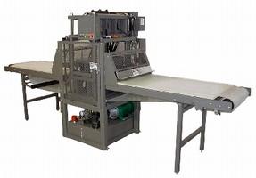 Die-Cutting Press handles low-density materials.