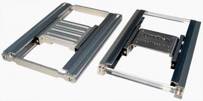 Linear Guide is available with bridge connections.