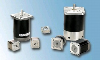 Hybrid Stepper Motors suit positioning applications.