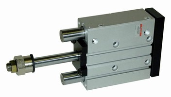 Humphrey Pneumatic Guided Actuators Offer High Positioning Accuracy