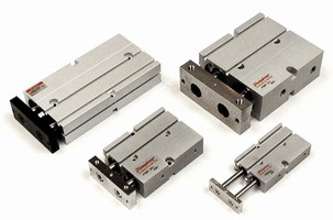 Humphrey Twin Rod Air Cylinders Provide Precise Linear Motion