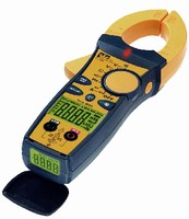 Clamp Meters measure up to 660 A.