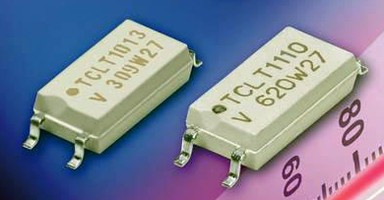 Optocouplers operate at up to 110°C