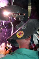 Bernard's New Dura-Flux(TM) Gun Makes the Grade at Ironworkers' Train the Trainers Convention
