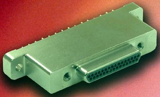 Micro-D Pi Filter Connector suits military applications.