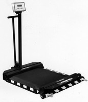 Portable Barrel Scale in Mild or Stainless Steel with Transport Cart