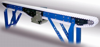 Drive Conveyor, Idler Assembly provide conveying options.