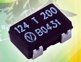Voltage Divider features ESD rating above 25,000 V.