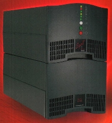 Uninterruptible Power Supply supports internet servers.