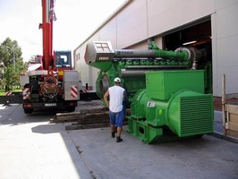Increased Use of Cogeneration in Hungary Drives GE Energy's Jenbacher Gas Engine Orders