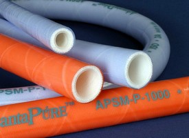 AdvantaPure®'s Reinforced Silicone Hose Now Offered in Custom Colors