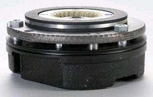 Spring-Applied Brakes provide up to 10,000,000 cycles.