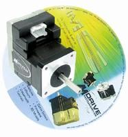 Motion Control uses NEMA Size 14 brushless 1.8° motor.