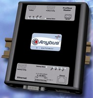 Gateway links EtherNet/IP- and Profibus-based devices.