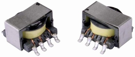 Digital Audio Transformers feature Faraday shielding.