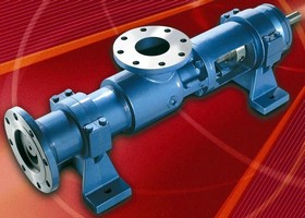 Transfer Pump is designed for adhesives and sealants.