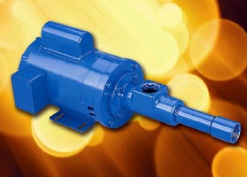 Chemical Metering Pump suits low-flow applications.