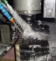 Synthetic Metalworking Fluids suit aerospace manufacturing.