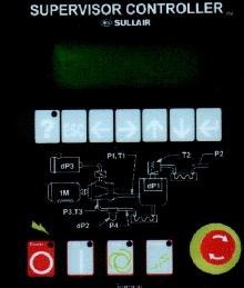 Compressor Controller sequences multiple units.