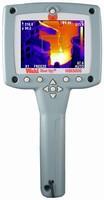 Thermal Imager takes high-temperature measurements.