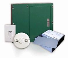 Room Controller enables LEED-certified lighting designs.