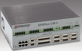 Muti-Axis Motion Controller manages demanding applications.