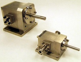 Gear Pump delivers pulse-free flow.